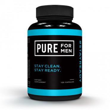 Pure For Men 120 capsules