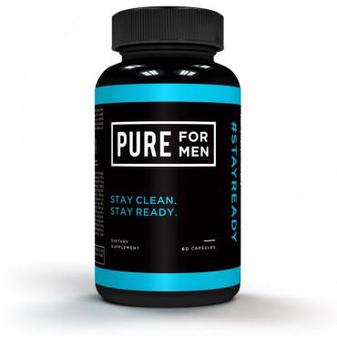 Pure for men 60 capsules
