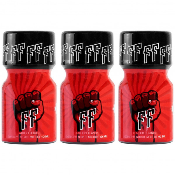 Poppers FF 10ml X 3