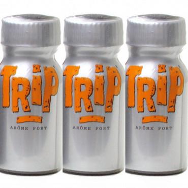 Poppers trip X 3