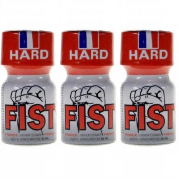 Poppers fist hard 10ml X 3