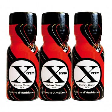 Poppers xtrem 15ml X 3