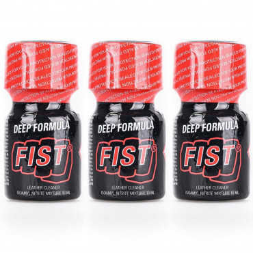 Poppers Fist deep 10ml x 3