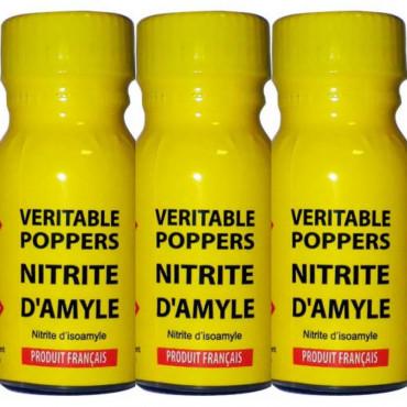 NITRITE D'AMYLE 10ml X 3
