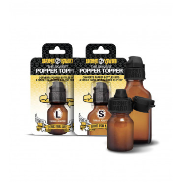 POPPERS TOPPER