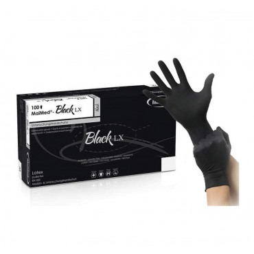 Gants Latex Noir
