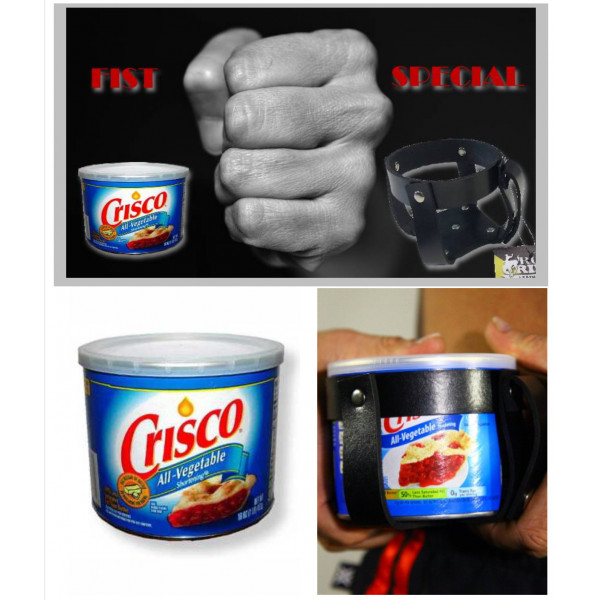 Support Cuir Crisco