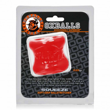 Ballstretcher Squeeze Red